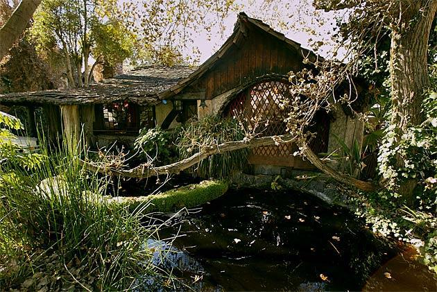 Fantasy houses for Fantasy house plans