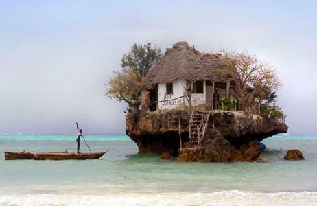 Fantasy houses for Zanzibar house music