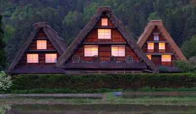 Cabins in Japan