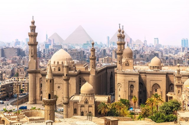 Citadel of Cairo or Citadel of Egypt