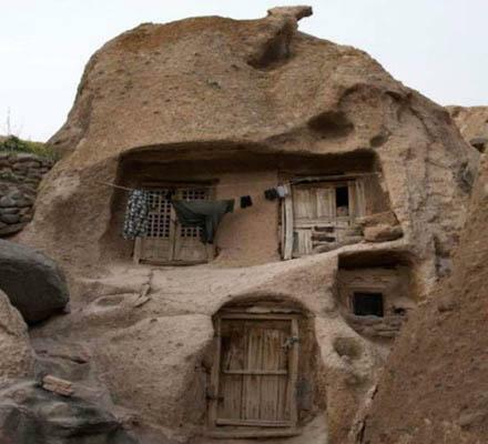 Cave house in Kandovan