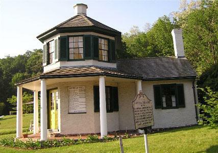 Toll house in Cumberland