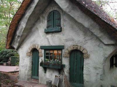 Fairytale house in the Efteling
