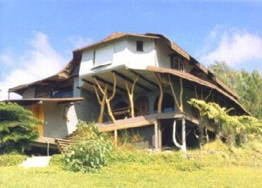 Hobbit House in Hawa�
