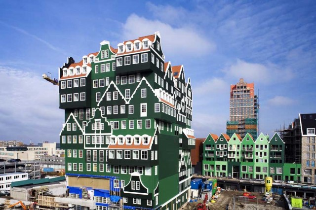 Hotel in Zaandam, The Netherlands