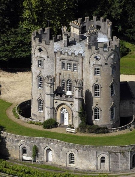 Midford Castle is a folly in Midford