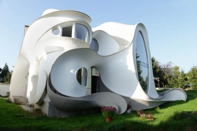 Fantasiehuisje: uniek origineel huis in de oberursel van hessen bij