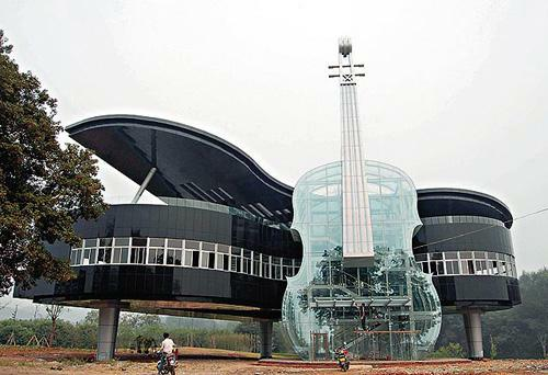 ThePiano Huis in China