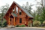 Bear Feet Lodge is a cabin in Gatlinburg, Tennessee