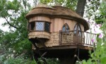 Tree house in Hampshire
