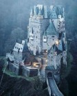 Eltz Castle, one of the most important castles in Germany