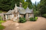 Gate lodge of Candacraig House
