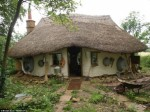 Cob house of Michael Buck