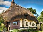 Old English cottage