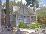 Fairytale Cottage in Carmel by the sea
