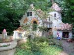 Hans and Gretel house in the Efteling