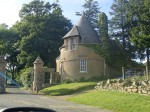 Gatelodge near Auchintoul in Scotland