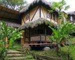 Eco-lodge in Maquipucunaa a cloud forest reserve in Ecuador