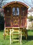 Original Gypsy Wagon