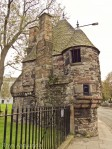 Queen Mary's Bath House in Edinburgh