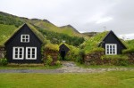 Viking homes in Iceland