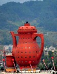 Theepot museum in China