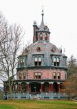 The Armour-Stiner House is located in Irvington, NY