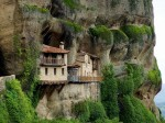 Monastery of Ypapanti, Greece