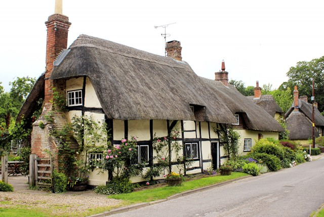 Cottage in Wherwell, Hampshire