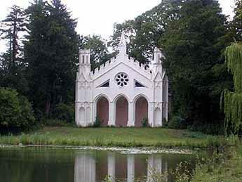 The Gothic Folly in Shotover